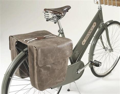 Brooks Brick Lane Roll-up Pannier Bags