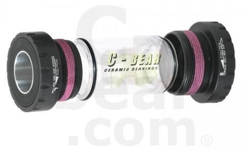 C-Bear Ceramic BSA to SRAM Truvativ/GXP Bearings | Bottom brackets bearings