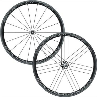 Campagnolo Bora Ultra 35 Dark Label Clincher Road Wheelset