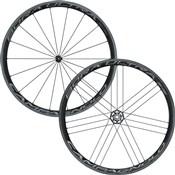 Campagnolo Bora Ultra 35 Dark Label Tubulars Road Wheelset