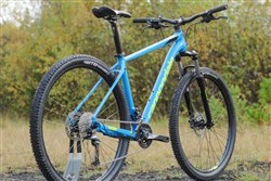 "Cannondale Trail 6 27.5"" Mountain Bike 2018 Rear"