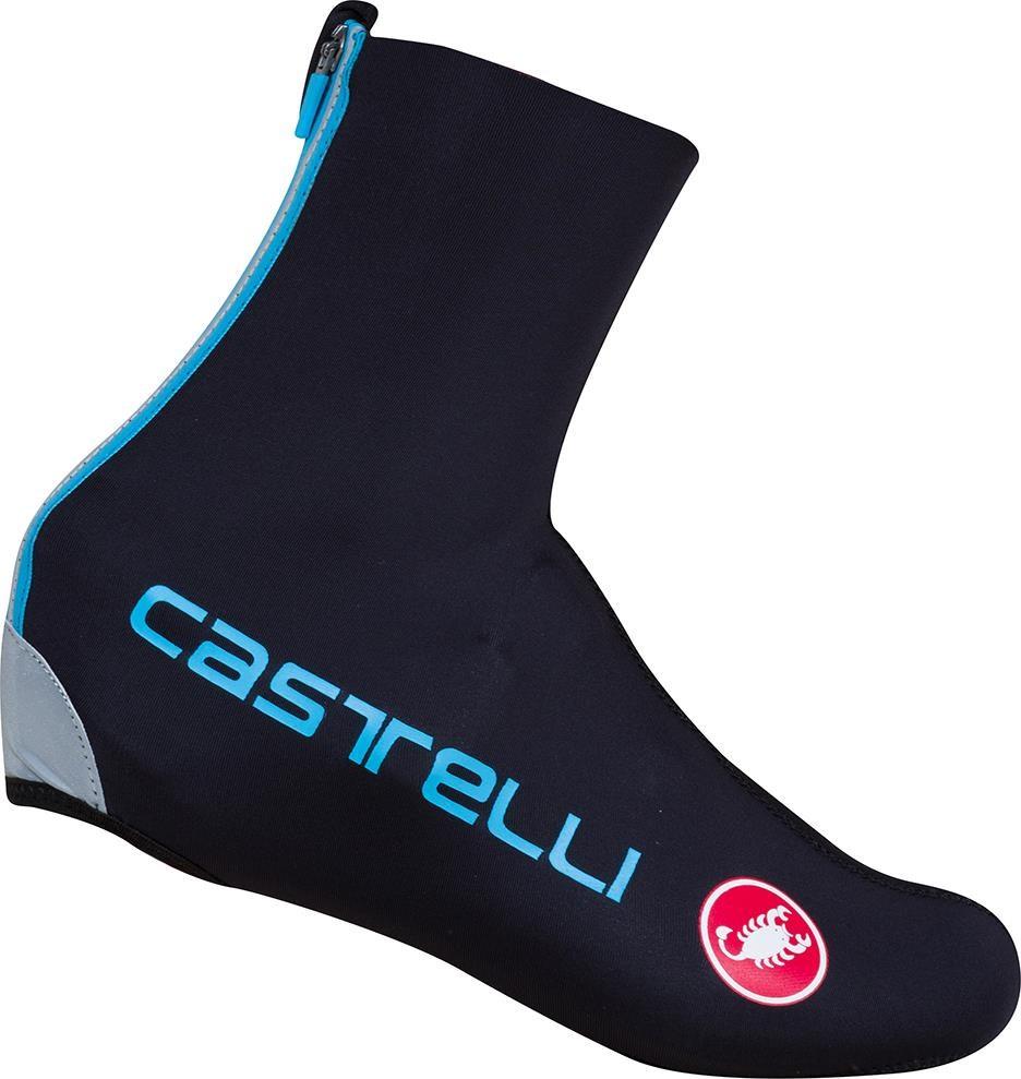 Castelli Diluvio C 16 Skoovertræk, red (2019) | Skoovertræk