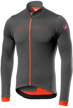 Castelli Fondo FZ Long Sleeve Cycling Jersey