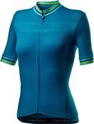 Castelli Promessa 3 Short Sleeve Womens Jersey
