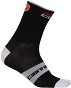 Castelli Rosso Corsa 13 Cycling Socks