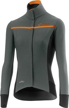 Castelli Trasparente 3 FZ Womens Long Sleeve Jersey  3cd9dde20