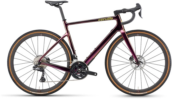 Cervelo Aspero 5 GRX RX815 Di2 2021 - Gravel Bike