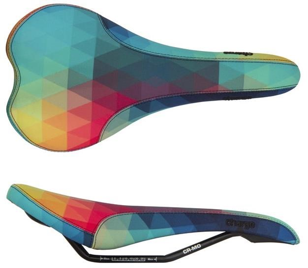 Charge Spoon Limited Edition Cromo Saddle | Saddles