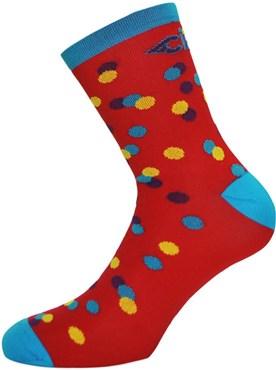 Cinelli Caleido Dots Socks | Strømper