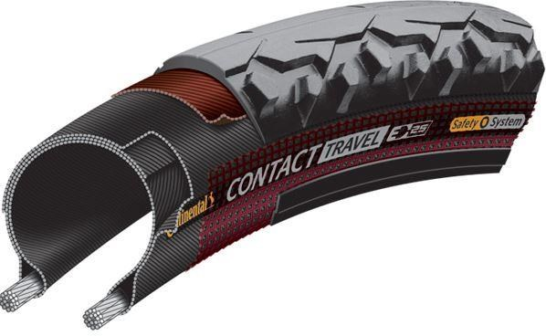 Continental Contact Travel All Terrain Tyre