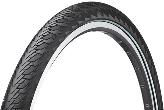 Continental Cruise Contact Reflective 26 inch MTB Tyre | Dæk