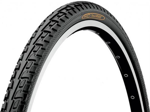 Continental Bike Tires >> Continental Ride Tour 26 Inch Tyre
