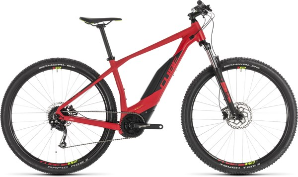 Cube Acid Hybrid One 400 29er 2019 - Electric Mountain Bike