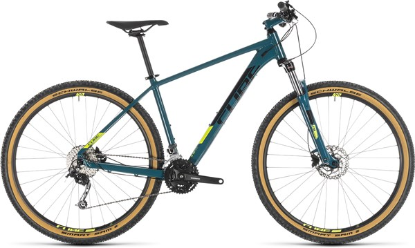 "Cube Aim SL 27.5""/29er Mountain Bike 2019 - Hardtail MTB"