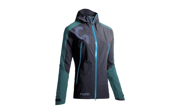 Cube All Mountain WLS Womens Cycling Rain Jacket
