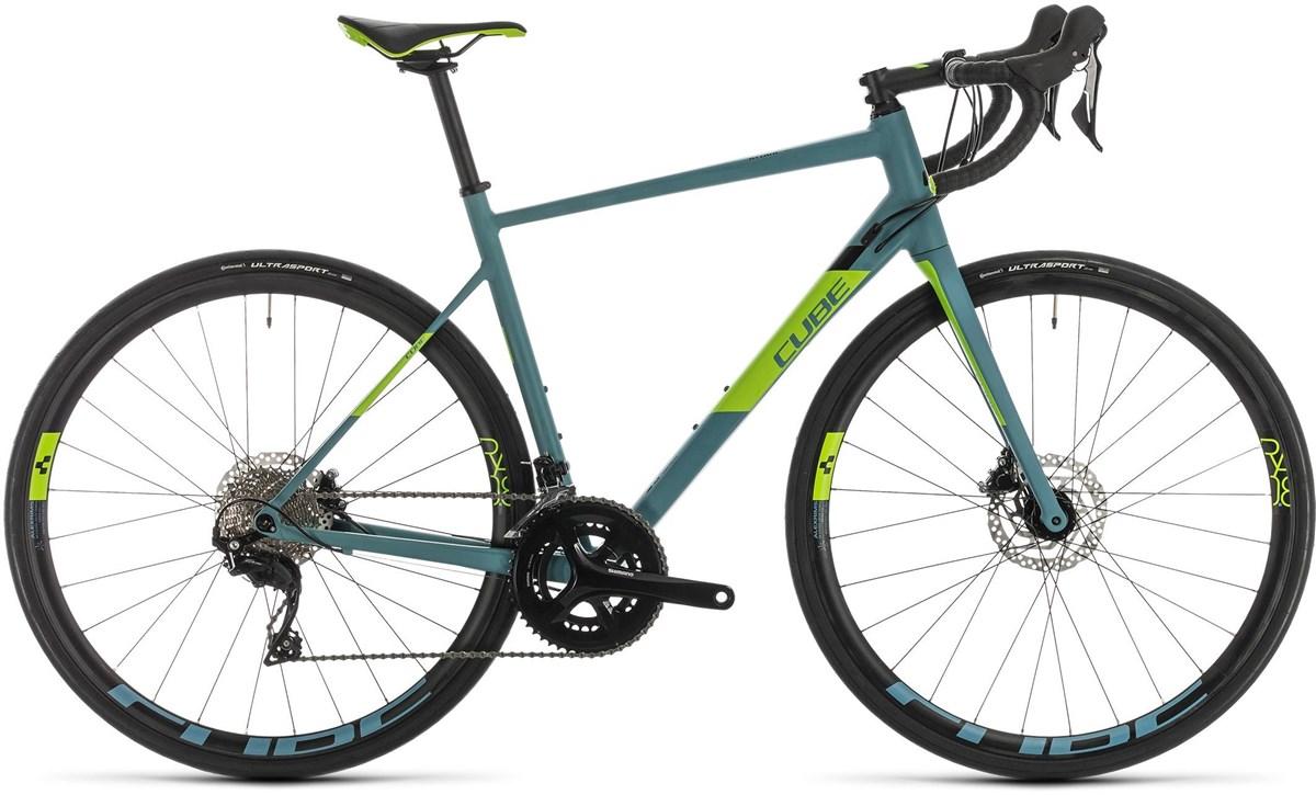 Cube Attain SL Disc 2019 Road Bike | ROAD BIKES | Evans Cycles | Road bikes