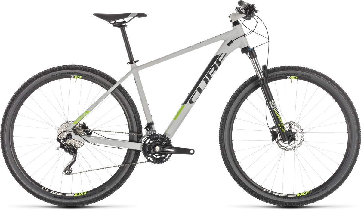 Cube Attention 29er