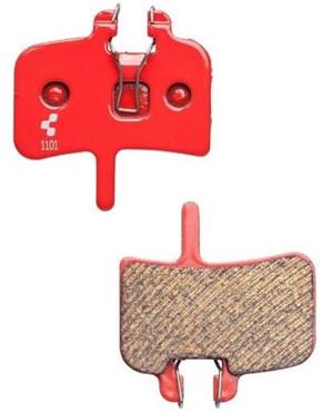 Cube Disc Brake Pads - Hayes HFX 9 | Bremseskiver og -klodser