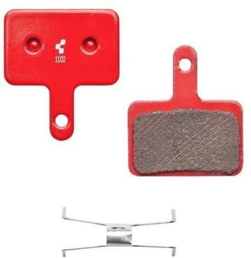 Cube Disc Brake Pads - Shimano Deore BR-M505 | Bremseskiver og -klodser