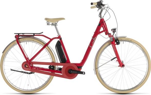 Cube Elly Cruise Hybrid 500 Easy Entry 2019 - Electric Hybrid Bike   City