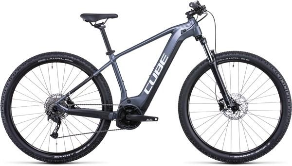 Cube Reaction Hybrid Performance 500 2022 - Electric Mountain Bike