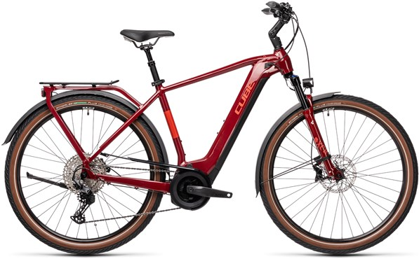 Cube Touring Hybrid EXC 500 2021 – Electric Hybrid Bike