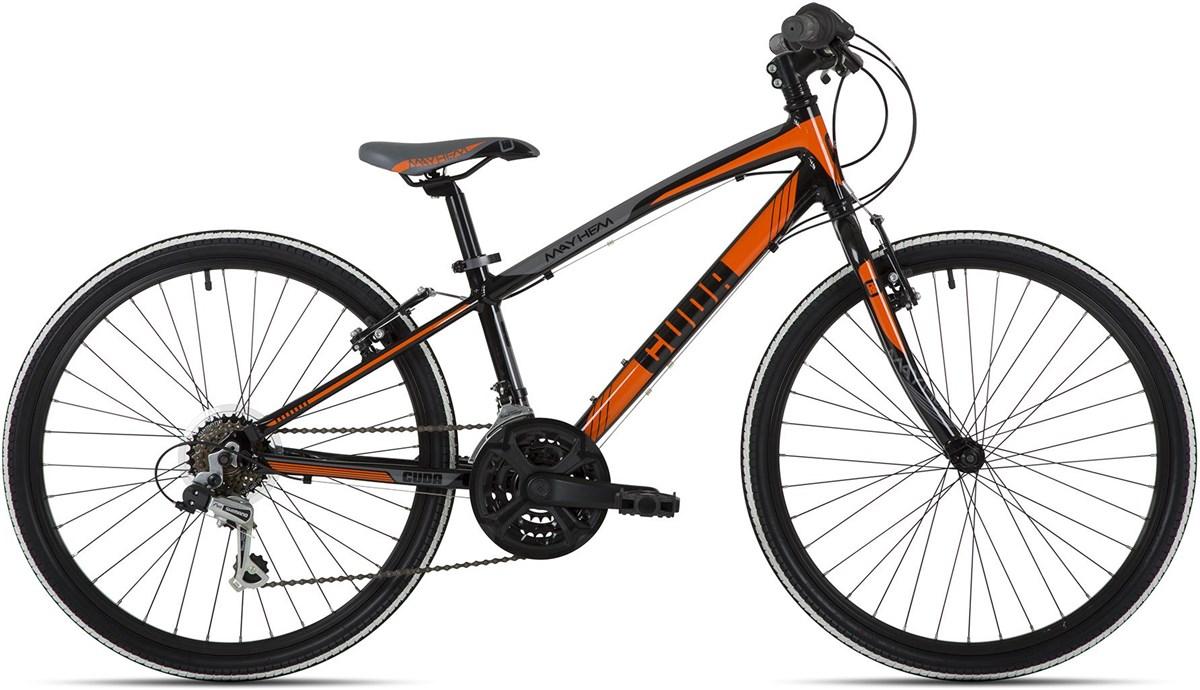 Cuda Mayhem 24w 2019 - Junior Bike | City-cykler