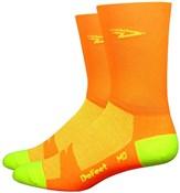 "Defeet Aireator 5"" Hi-Vis Socks"