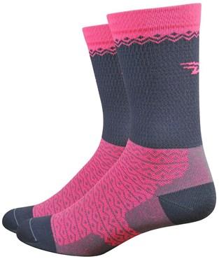 """Defeet Levitator Lite 5"""" Socks"""