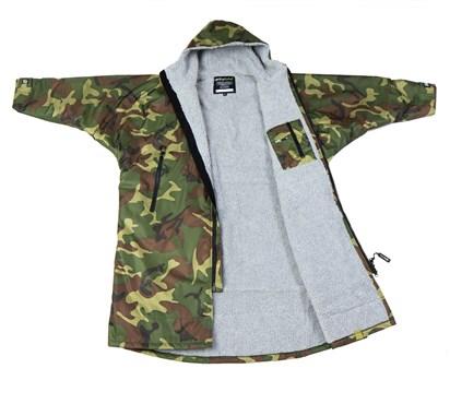 Dryrobe Advance Camo Long Sleeve Dryrobe