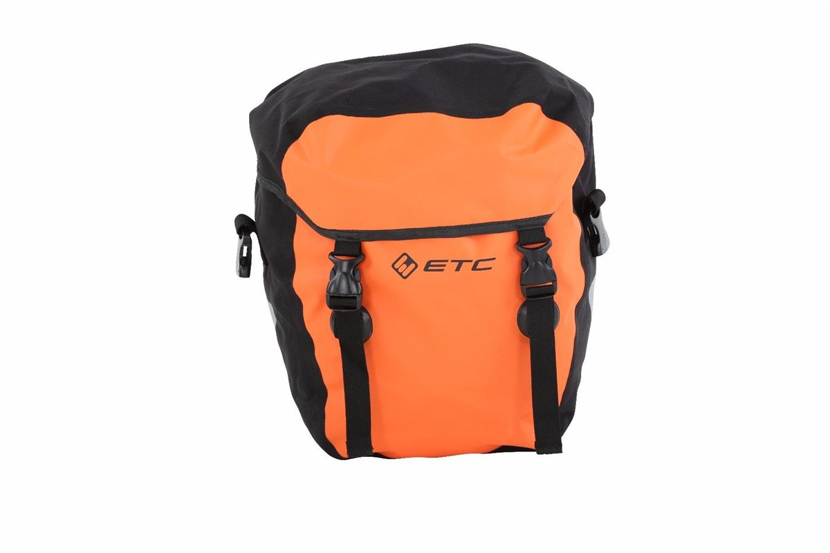 ETC Waterproof Pannier Bag | Rack bags