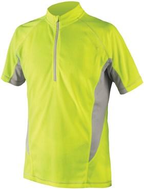 cdb1a5ab2 Endura Cairn Short Sleeve Cycling Jersey