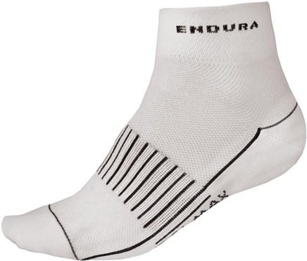 Endura Coolmax Race II Cycling Socks - Triple Pack