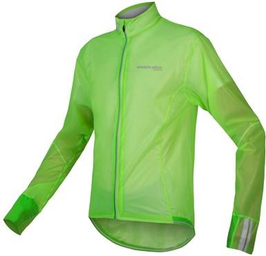 Endura FS260-Pro Adrenaline Race Cape II / Waterproof Cycling Jacket - ExoShell20ST
