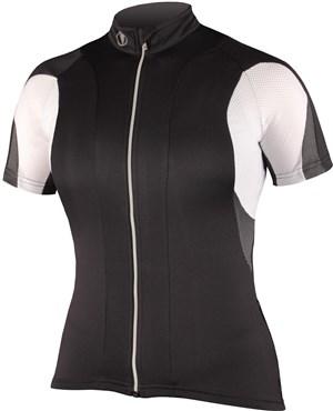 Endura FS260-Pro ll - Black XL. | bike jersey
