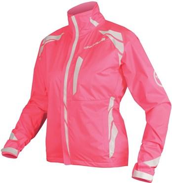 Endura Luminite II Womens Waterproof Cycling Jacket AW17