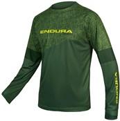 Endura MT500 LTD Print Long Sleeve Jersey
