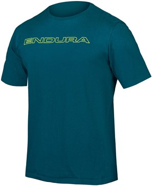 Endura One Clan Carbon Short Sleeve Cycling Tee