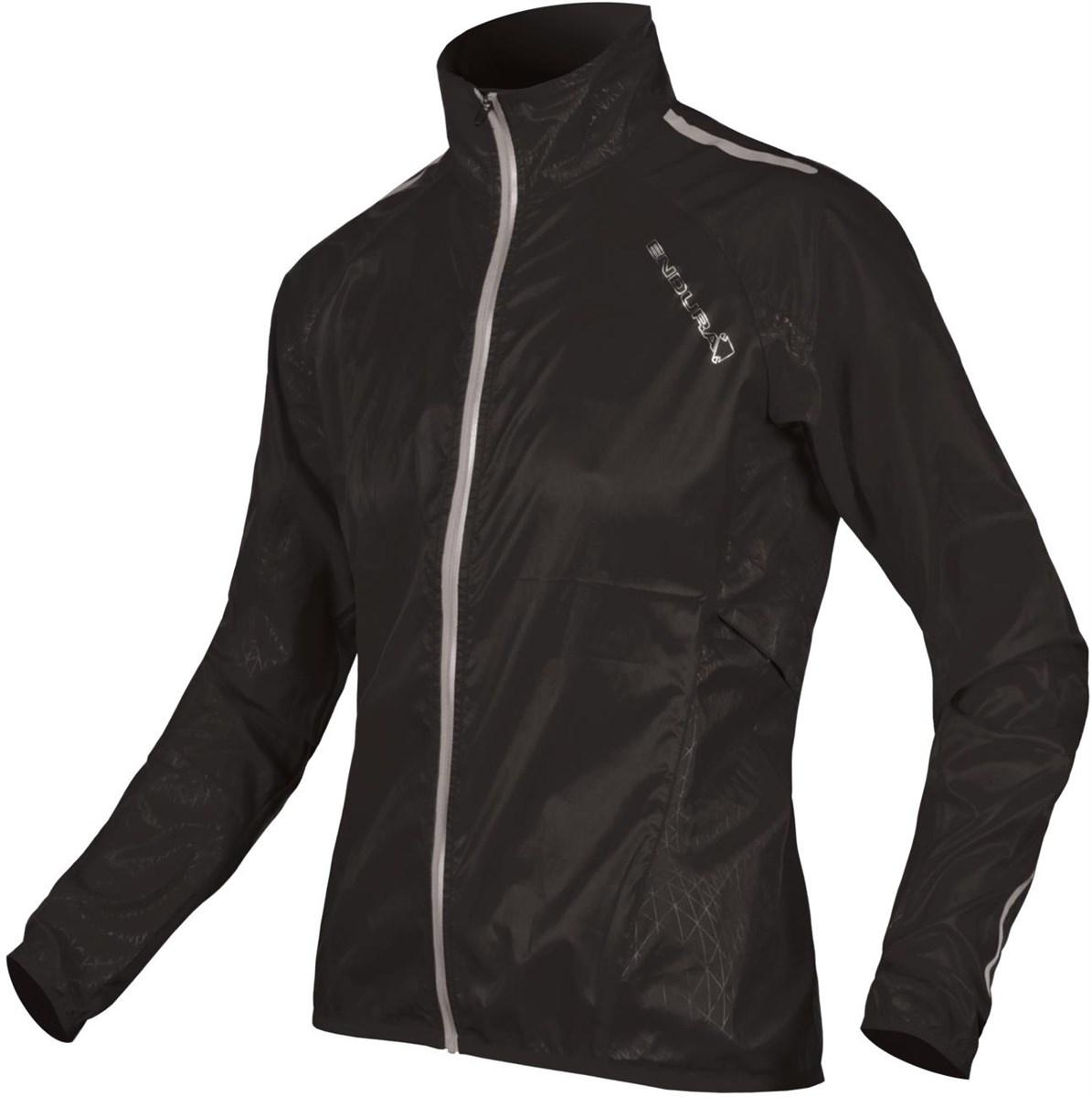 Endura Pakajak II dame cykeljakke - Black L. | Jackets