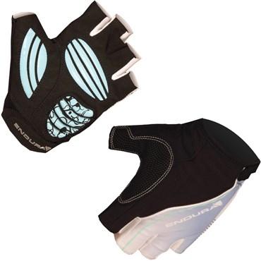 Endura Rapido Womens Mitt Short Finger Cycling Gloves SS16