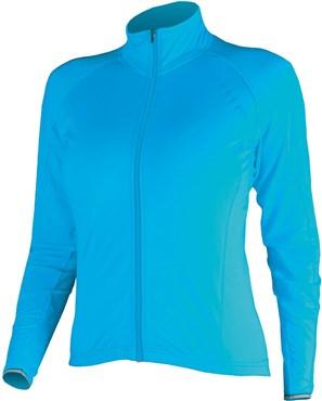 Endura Roubaix Womens Windproof Cycling Jacket SS17 | Jakker
