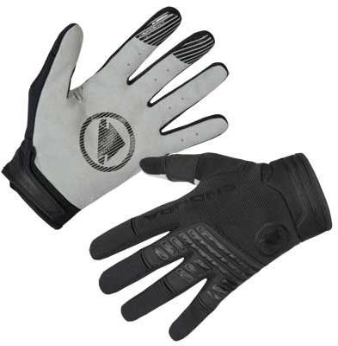 Handsker Endura Singletrack sort   Gloves