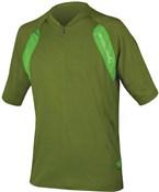 Endura SingleTrack Short Sleeve Cycling Jersey AW17