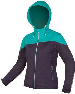 Endura SingleTrack Softshell Womens Cycling Jacket