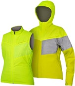 Endura Urban Luminite 3 in 1 Womens Jacket II