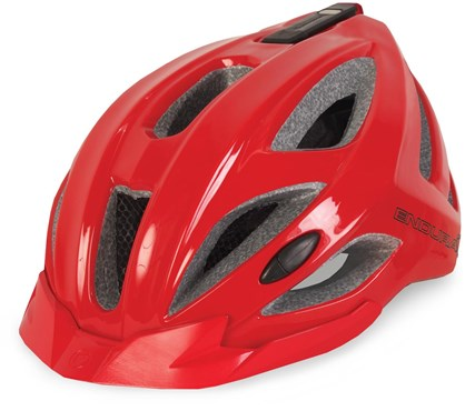 Endura Xtract MTB Cycling Helmet With USB Rechargeable Light