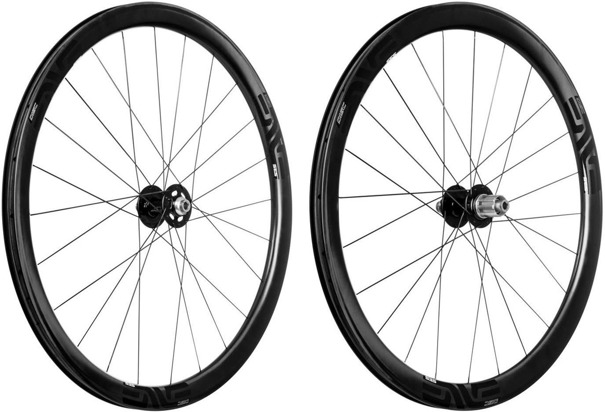 Enve SES 3.4 Disc Clincher Road Wheelset   Wheelset