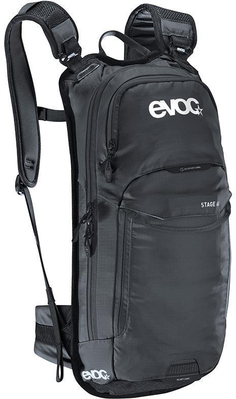 Evoc Stage 6L + 2L Bladder Hydration Backpack   Travel bags