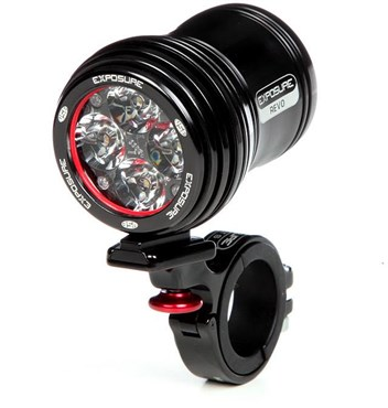 Exposure Revo Dynamo Front Light With Dynamo Hub | Forlygter