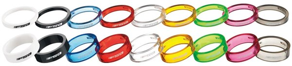 FSA Polycarbonate Headset Spacer X10